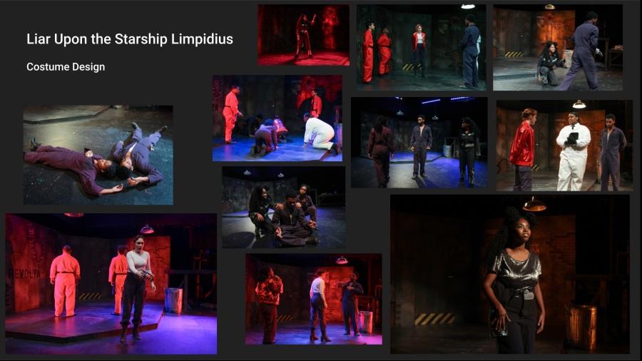 Liar Upon the Starship Limpidius (2020)