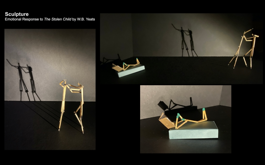 Emotional Response Sculpture - Assignment - Theatrical Model Making