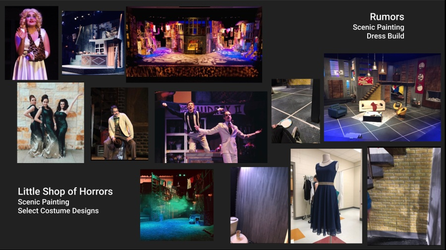 Select Dripping Springs High School Productions (2018-2019)