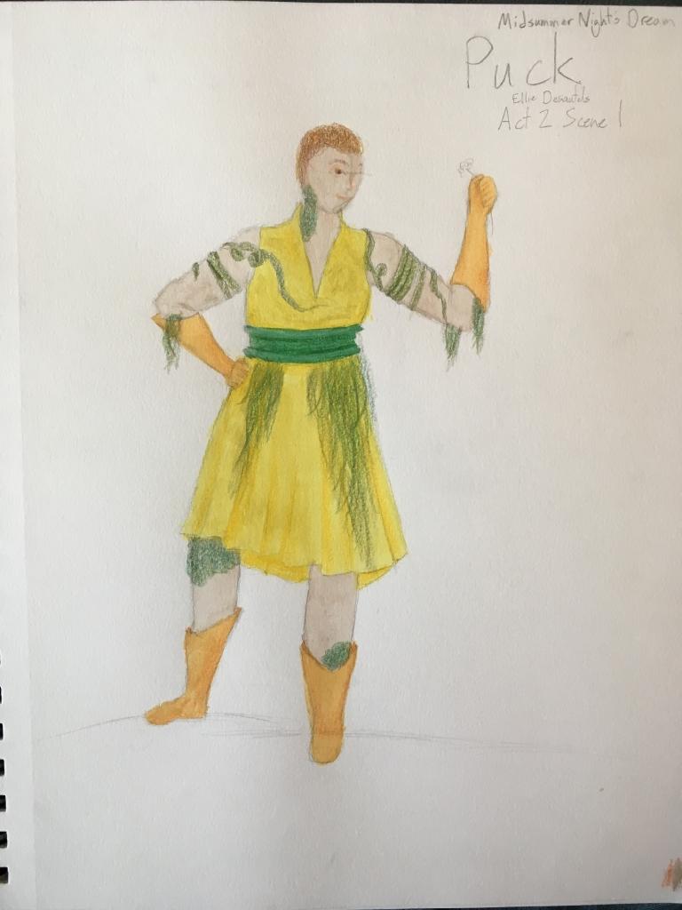 Puck rendering costume design final